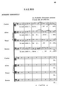 In mandatis eius volet nimis : Complete ... by Giovannelli, Ruggiero