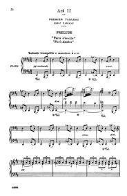 Louise (Roman musical en quatre actes) :... by Charpentier, Gustave