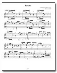 Sonata by Scarlatti, Domenico