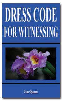 Dress Code for Witnessing by Quinn, Jon