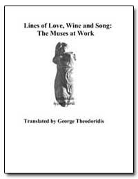 Lines of Love Wine and Song : The Muses ... by Anonymous