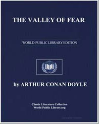 The Valley of Fear by Doyle, Sir Arthur Conan