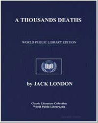 A Thousand Deaths by London, Jack