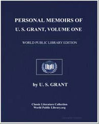 Personal Memoirs of U. S. Grant, Volume ... by Grant, Ulysses Sherman