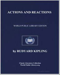 Actions and Reactions by Kipling, Rudyard