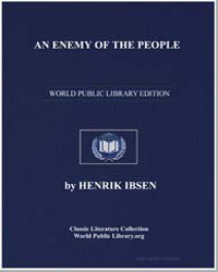 An Enemy of the People by Ibsen, Henrik