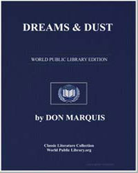 Dreams and Dust by Marquis, Don