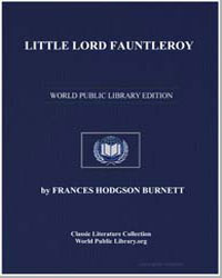 Little Lord Fauntleroy by Burnett, Frances Hodgson