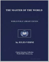 The Master of the World by Verne, Jules