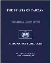 The Beasts of Tarzan by Burroughs, Edgar Rice