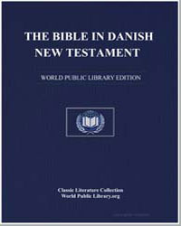 New Testament : The Bible in Danish by Various