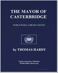 The Mayor of Casterbridge by Hardy, Thomas