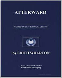 Afterward by Wharton, Edith