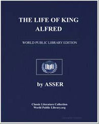 The Life of King Alfred by Asser