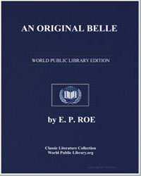 An Original Belle by Roe, Edward Payson