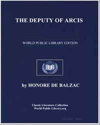 The Deputy of Arcis by De Balzac, Honore
