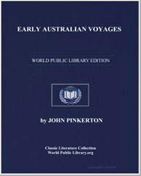 Early Australian Voyages by Pinkerton, John