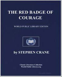 The Red Badge of Courage by Crane, Stephen