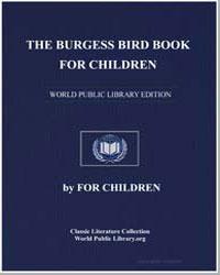 The Burgess Bird Book for Children by Burgess, Thornton Waldo