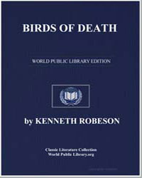 A Doc Savage Adventure : Birds of Death by Robeson, Kenneth