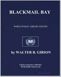 Blackmail Bay by Gibson, Walter B.