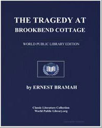The Tragedy at Brookbend Cottage by Bramah, Ernest