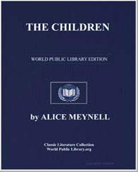 The Children by Meynell, Alice