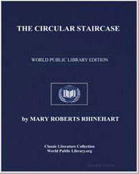 The Circular Staircase by Rhinehart, Mary Roberts