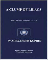 A Clump of Lilacs by Kuprin, Aleksandr Ivanovich
