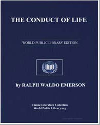 The Conduct of Life by Emerson, Ralph Waldo