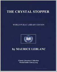 The Crystal Stopper by Leblanc, Maurice