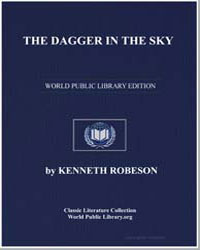 A Doc Savage Adventure : The Dagger in t... by Robeson, Kenneth