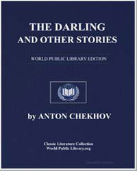 The Darling and Other Stories by Chekhov, Anton