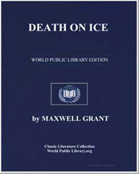 Death on Ice by Grant, Maxwell