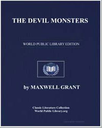 The Devil Monsters by Grant, Maxwell