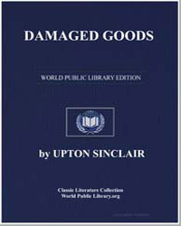 Damaged Goods by Sinclair, Upton