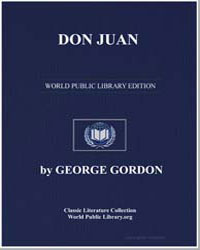 Don Juan by Byron, Lord