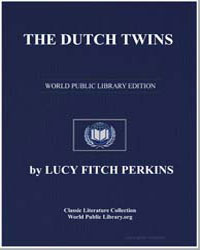 The Dutch Twins by Perkins, Lucy Fitch