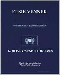 Elsie Venner by Holmes, Oliver Wendell
