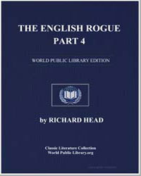 The English Rogue, Part 4 by Head, Richard