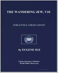 The Wandering Jew, Volume 10 by Sue, Eugene