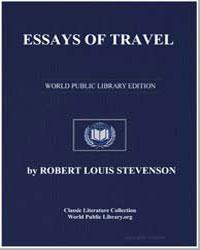 Essays of Travel by Stevenson, Robert Louis