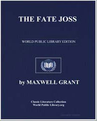 The Fate Joss by Grant, Maxwell