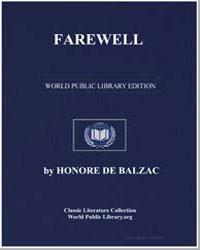 Farewell by De Balzac, Honore