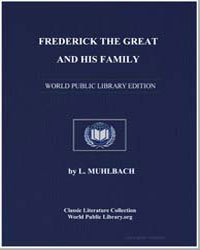 Frederick the Great and His Family by Muhlbach, Louisa