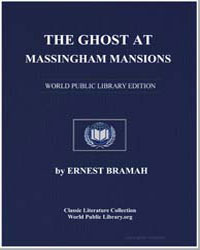 The Ghost at Massingham Mansions by Bramah, Ernest
