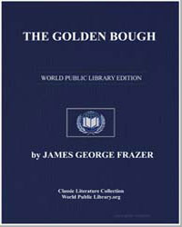 The Golden Bough by Frazer, Sir James George