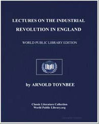 Lectures on the Industrial Revolution in... by Toynbee, Arnold