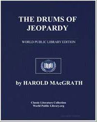 The Drums of Jeopardy by Macgrath, Harold