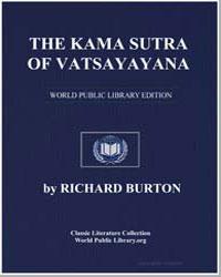 The Kama Sutra of Vatsayayana by Burton, Richard Francis, Sir
